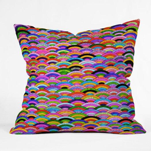 DENY Designs Fimbis A Good Day Polyester Polyester Throw Pillow