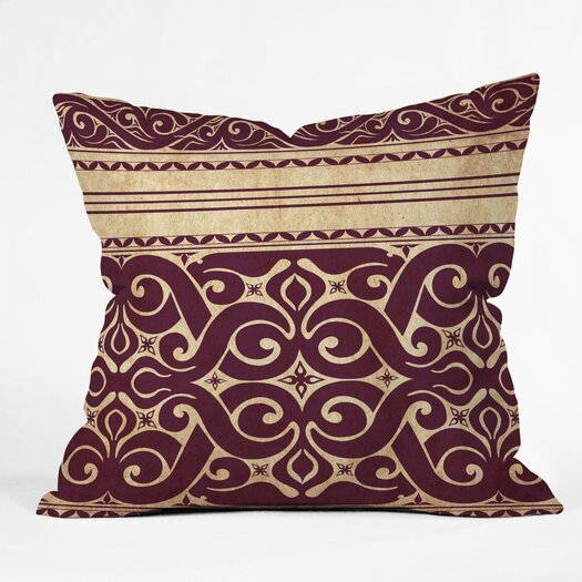 DENY Designs Arcturus Beru Polyester Throw Pillow