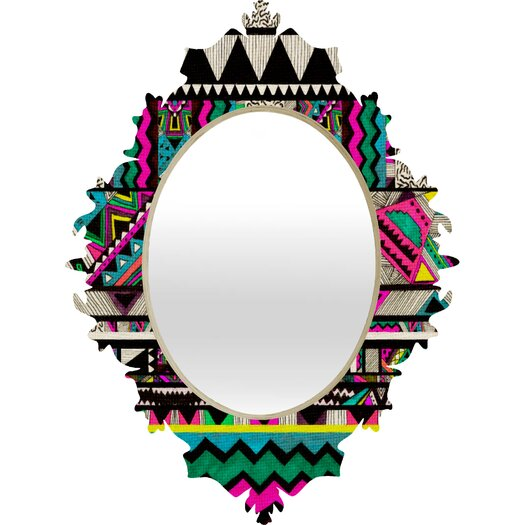 DENY Designs Kris Tate Fiesta 1 Baroque Mirror