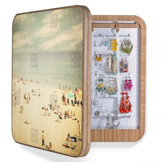 DENY Designs Shannon Clark Vintage Beach Jewelry Box
