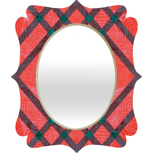 DENY Designs Randi Antonsen Hoping for The Best Wall Mirror