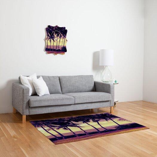 DENY Designs Deb Haugen Crozier Sunset Novelty Rug