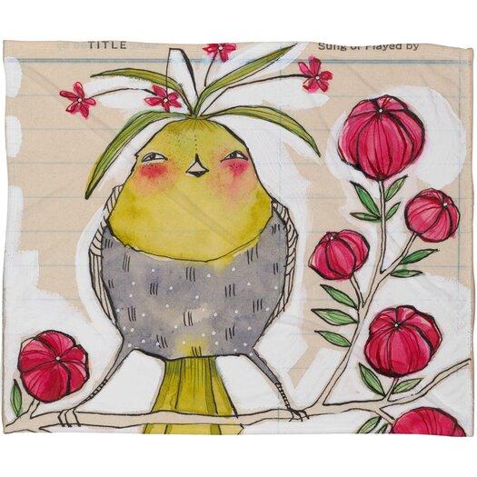 DENY Designs Cori Dantini Sweetness And Light Polyester Fleece Throw Blanket