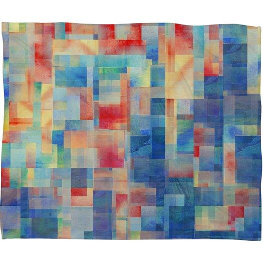 DENY Designs Jacqueline Maldonado Torrentremix Fleece Throw Blanket