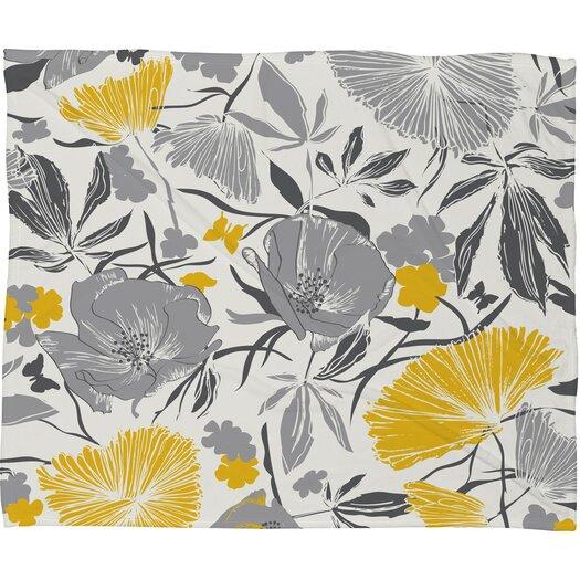 DENY Designs Khristian A Howell Bryant Park 3 Polyester Fleece Throw Blanket