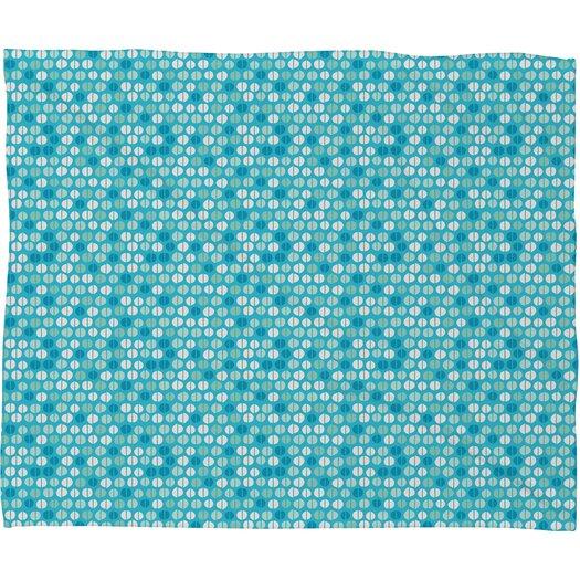 DENY Designs Khristian A Howell Desert Daydreams 11 Fleece Throw Blanket