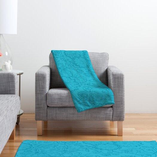 DENY Designs Khristian A Howell Desert Daydreams 2 Polyester Fleece Throw Blanket
