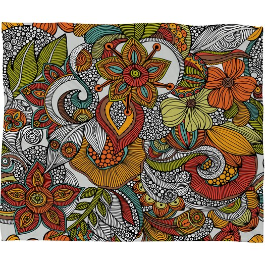 DENY Designs Valentina Ramos Ava Polyester Fleece Throw Blanket
