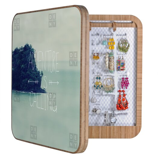 DENY Designs Leah Flores Adventure Island Jewelry Box