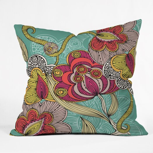 DENY Designs Valentina Ramos Beatriz Throw Pillow
