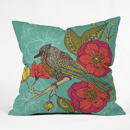 DENY Designs Valentina Ramos Contented Constance Throw Pillow