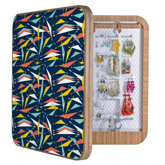 DENY Designs Heather Dutton Swizzlestick Party Girl Jewelry Box