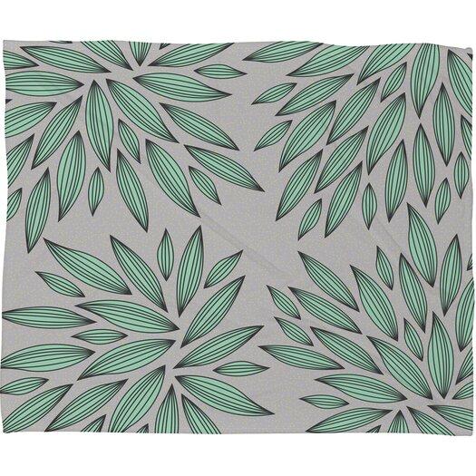 DENY Designs Gabi Polyesterrr Fleece Throw Blanket