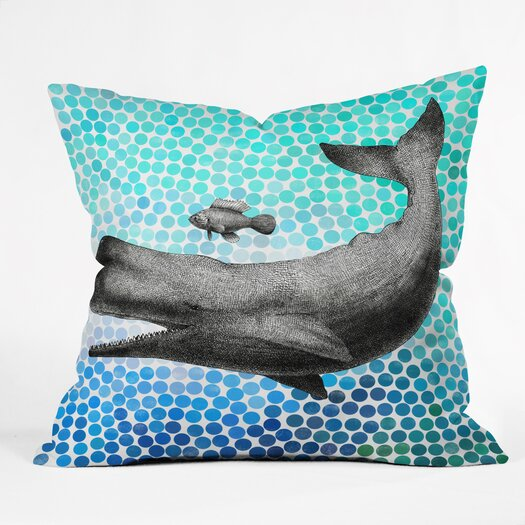 DENY Designs Garima Dhawan New Friends 3 Throw Pillow