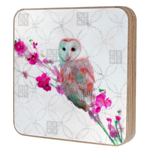 DENY Designs Hadley Hutton Quinceowl Jewelry Box