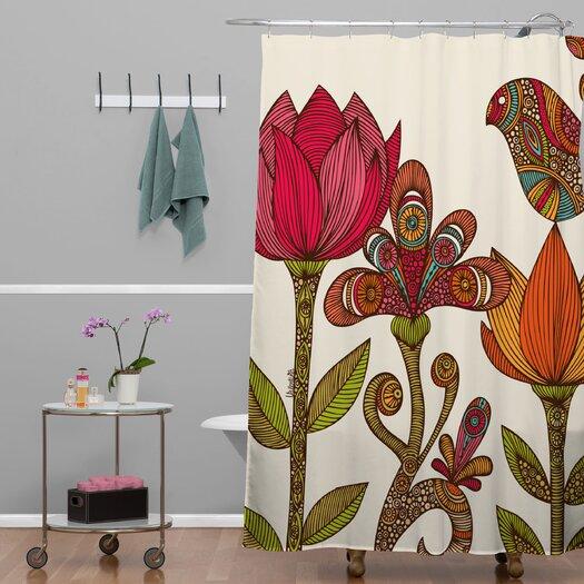 DENY Designs Valentina Ramos Polyester in The Garden Shower Curtain