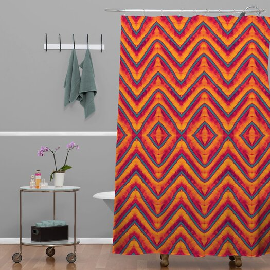 DENY Designs Wagner Campelo Polyester Sanchezia 1 Shower Curtain