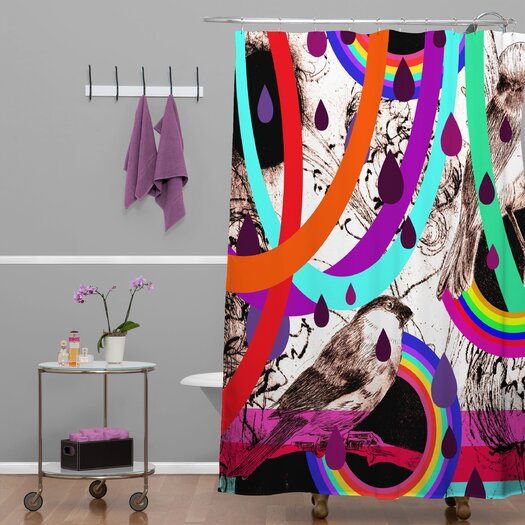 DENY Designs Randi Antonsen Polyester Luns Box 7 Shower Curtain