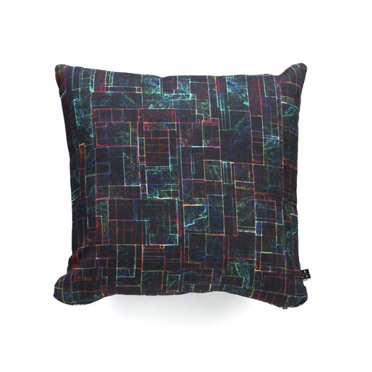 DENY Designs Jacqueline Maldonado Matrix Polyester Throw Pillow