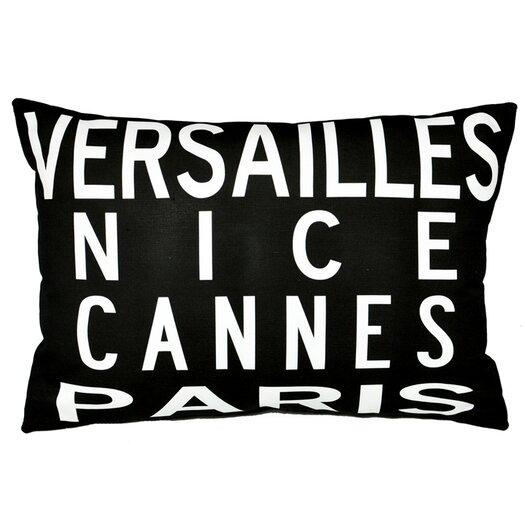 Uptown Artworks France Pillow