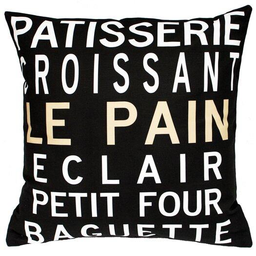 Uptown Artworks Patisserie Pillow