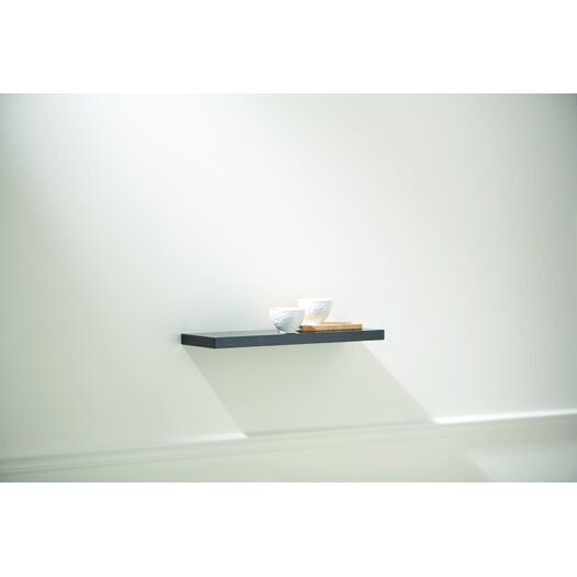 Woodland Home Decor Slim Line Floating Shelf