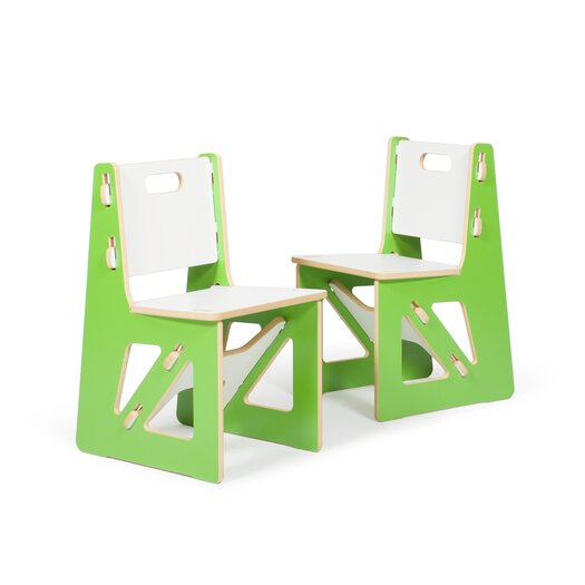 Sprout Kid's Desk Chairs (Set of 2)