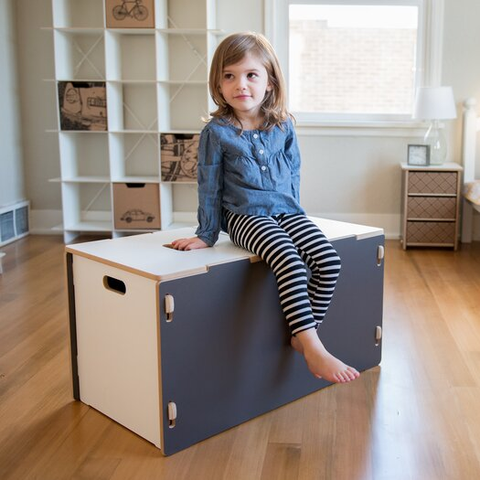 Sprout Toy Storage Box II