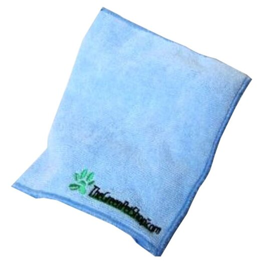 The Green Pet Shop Rub-A-Dog Towel and Mitt Set