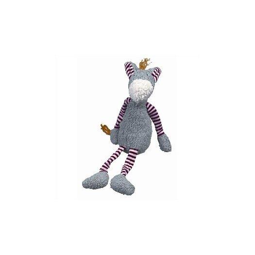 Challenge & Fun Lana Donkey Organic Stuffed Animal