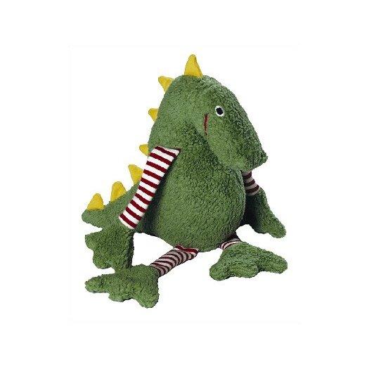 Challenge & Fun Lana Dragon Organic Stuffed Animal