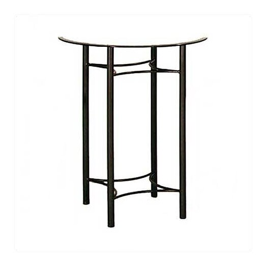 Grace Collection Small Euro Counter Height Pub Table Base