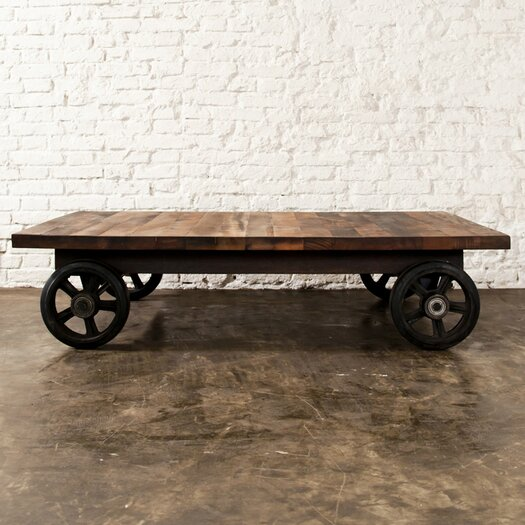 District Eight Design V33 Coffee Cart Table