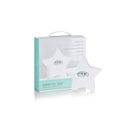aden + anais Serenity Star Electronic Sleep and Feeding System