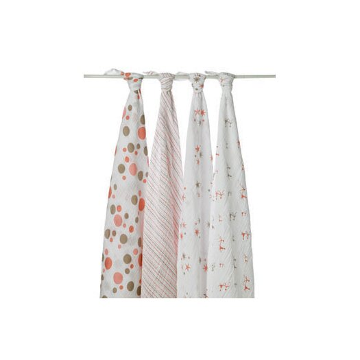 aden + anais Swaddle Blankets (4 pack)