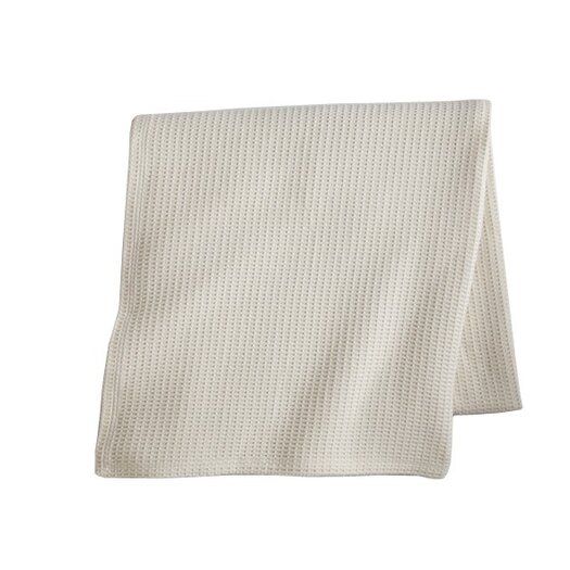 Peacock Alley Riviera Egyptian Cotton Blanket