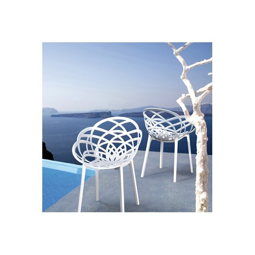 Papatya Flora Arm Chair