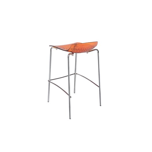 "Papatya X-Treme-BSS 29"" Barstool with Low Back"
