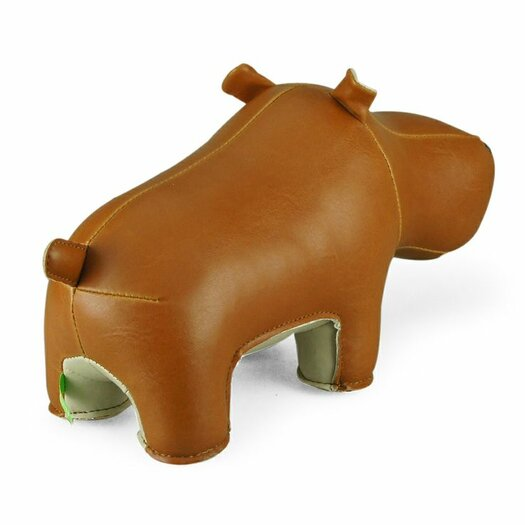 Zuny Budy the Hippo Bookend