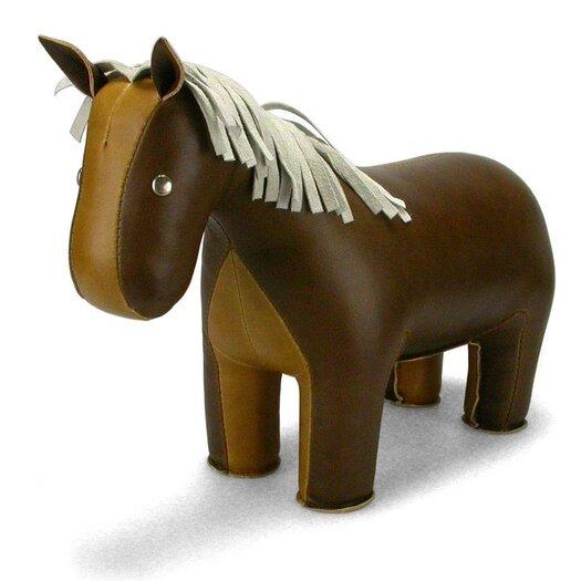 Zuny Classic Horse Bookend