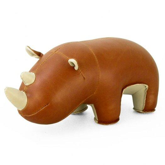 Zuny Hino the Rhino Bookend
