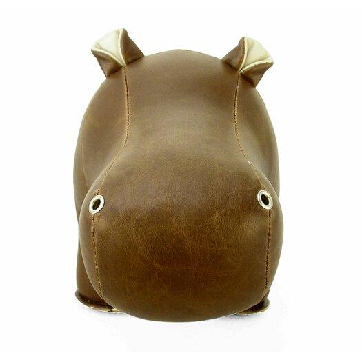 Zuny Budy the Hippo Bookend