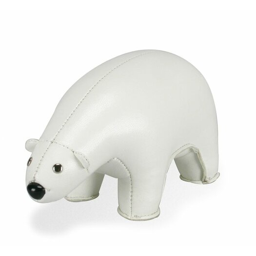 Zuny Classic Polar Bear Paper Weight