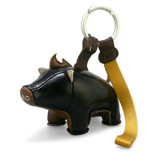Zuny Babu the Boar Key Ring