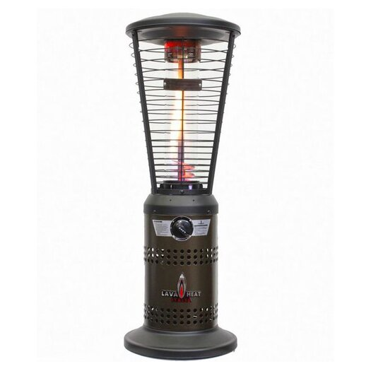 Lava Heat Italia Mini Table Patio Heater