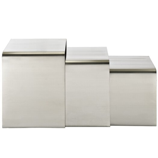 Modway Rush 3 Piece Nesting Tables