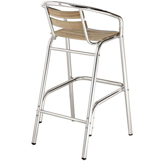 "Modway Perch 29.5"" Barstool"