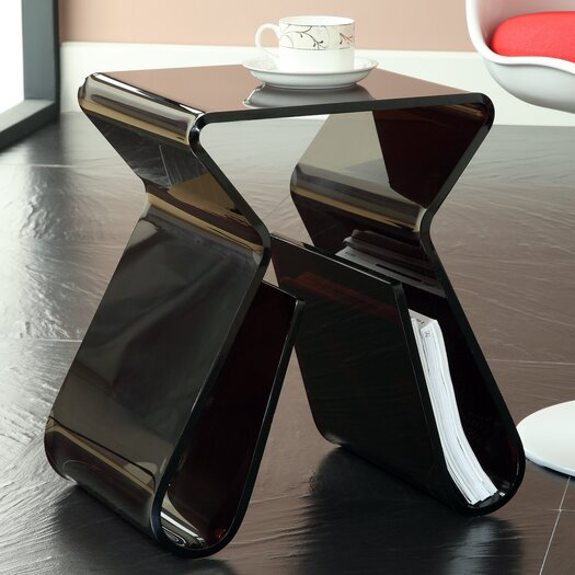 Modway Magazine End Table