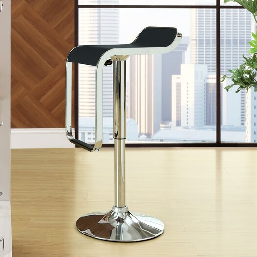 Modway LEM Adjustable Height Swivel Bar Stool