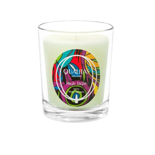 Qualitas Candles Beeswax HighLight Scented Candle